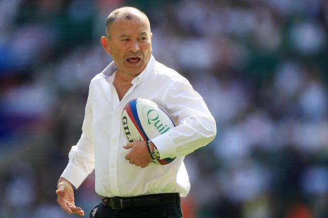 England head coach Eddie Jones presided over a stunning victory against Ireland on Saturday