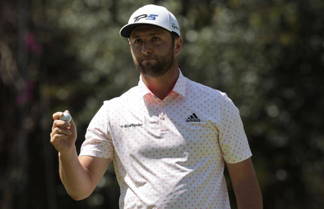 Jon Rahm set a new course record with a superb round at Chapultepec Golf Club