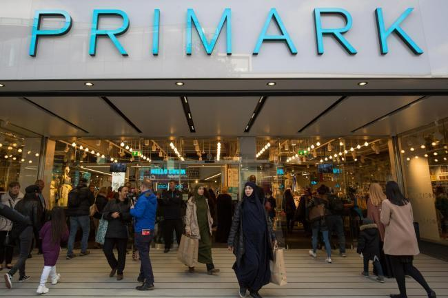 Primark plots reopening of Scottish stores soon - here's when