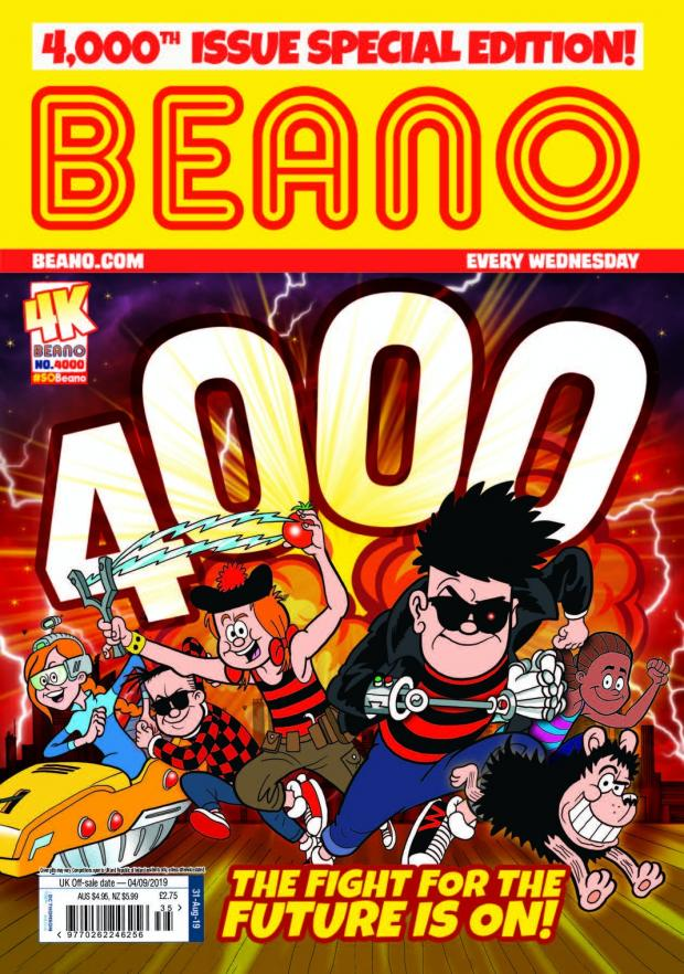Troon Times: The Beano