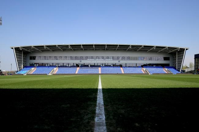 Oldham Athletic's Boundary Park stadium