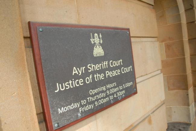 Tarbolton driver fined for careless driving