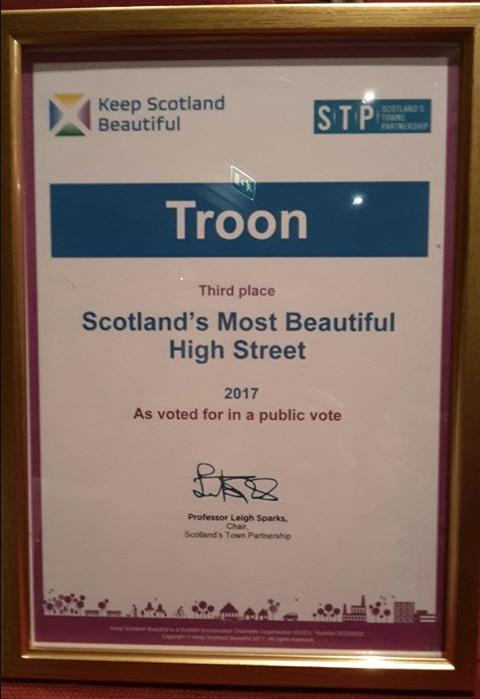 Troon Times: