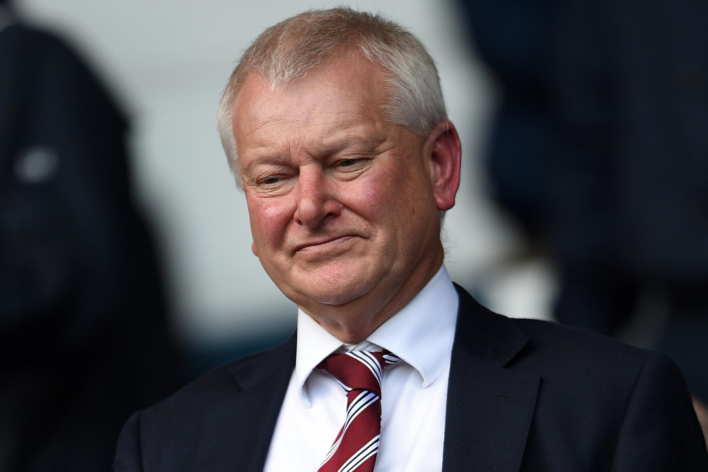 "Steve Lansdown believes the new name will help Bristol target a ""global audience"" (Daniel Hambury/EMPICS)"