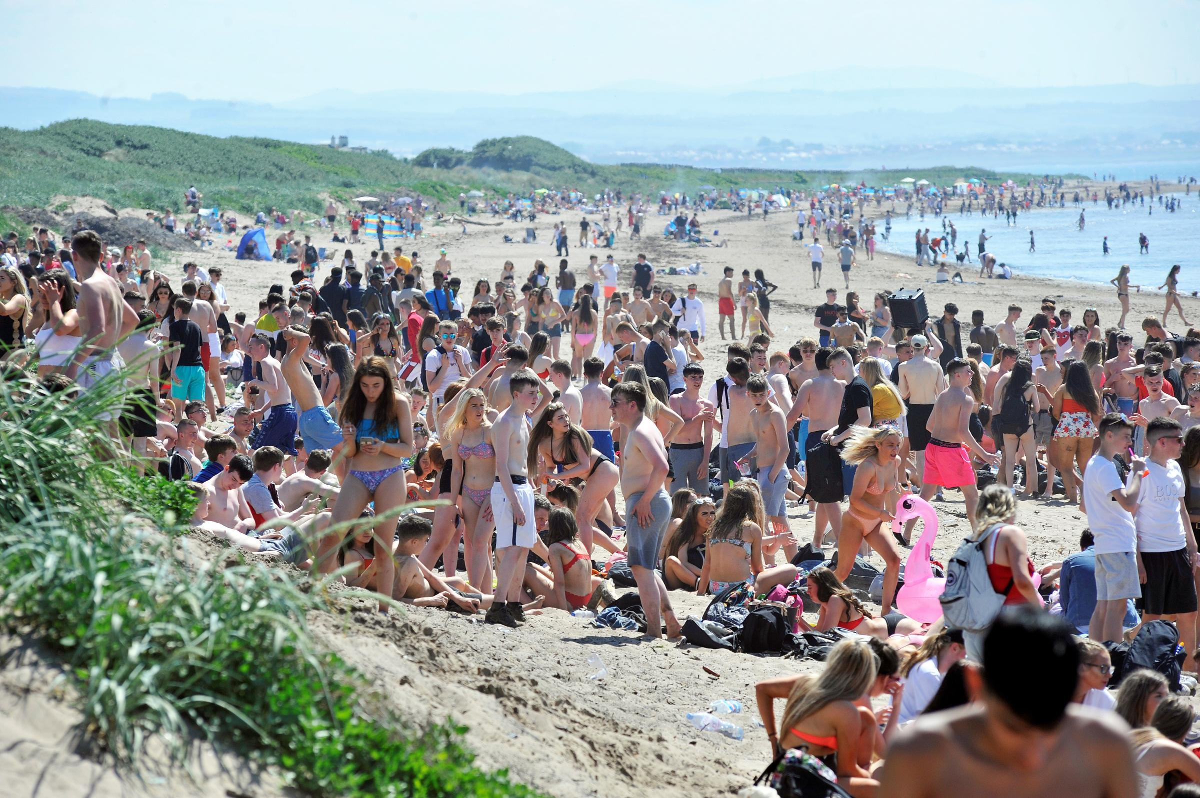 Troon needs more beach loos to tackle 'environmental issue'