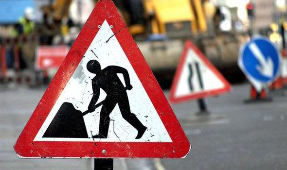 South Ayrshire road closures