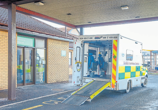 More than 6,000 pensioners taken to A&E after falls