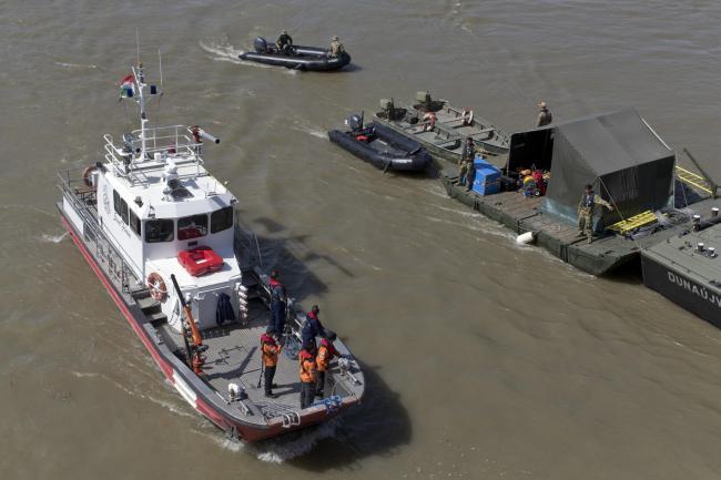 Judge orders formal arrest of Danube boat tragedy captain | Troon Times